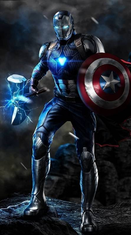 Avenger Endgame Ringtones And Wallpapers Free By Zedge