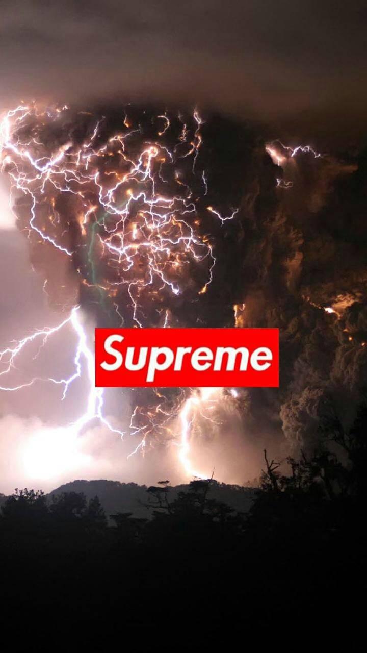 Supreme volcano