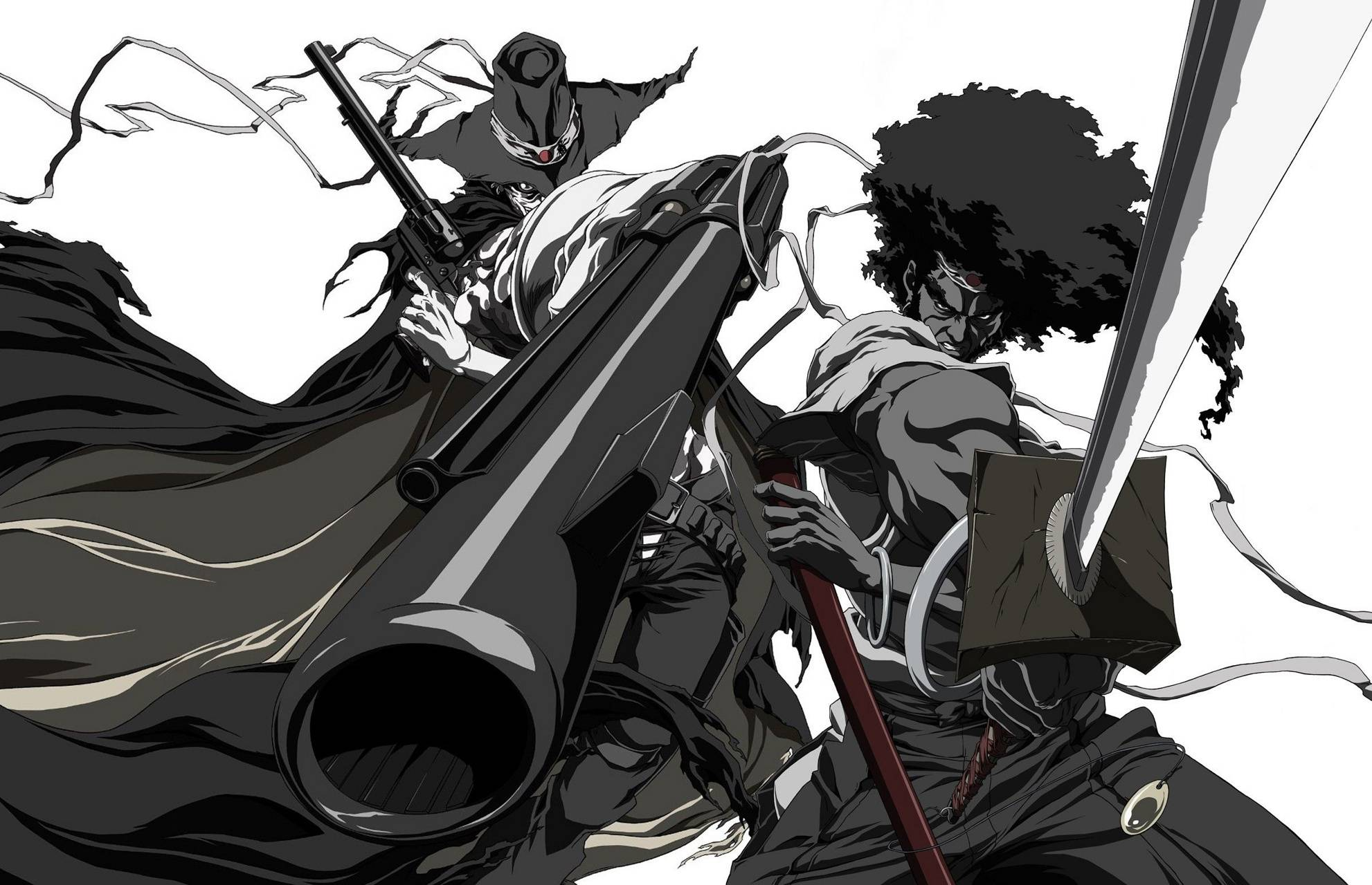 Afro samurai 2 band