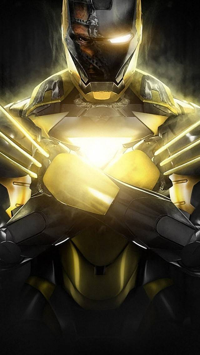 Wolverine Ironman