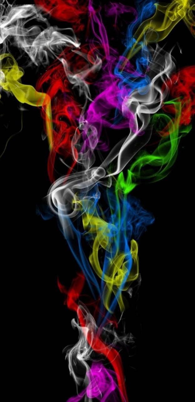 messy smoke