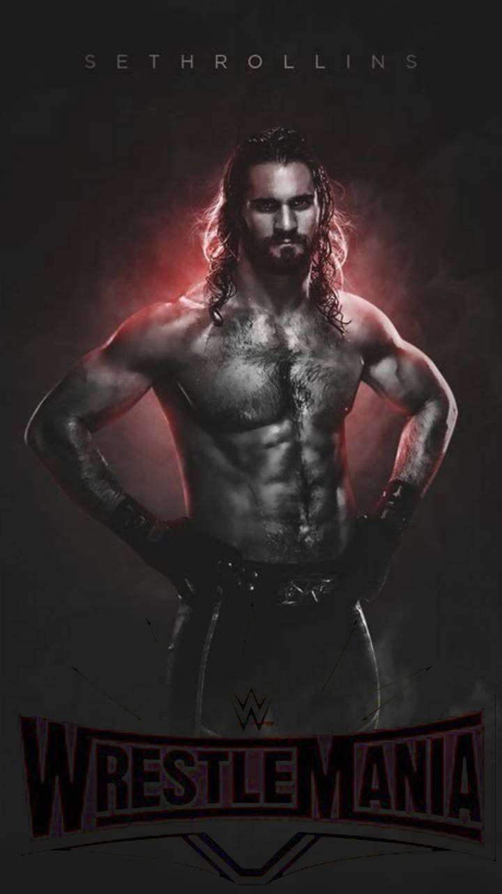 SETH ROLLINS HD wallpaper by