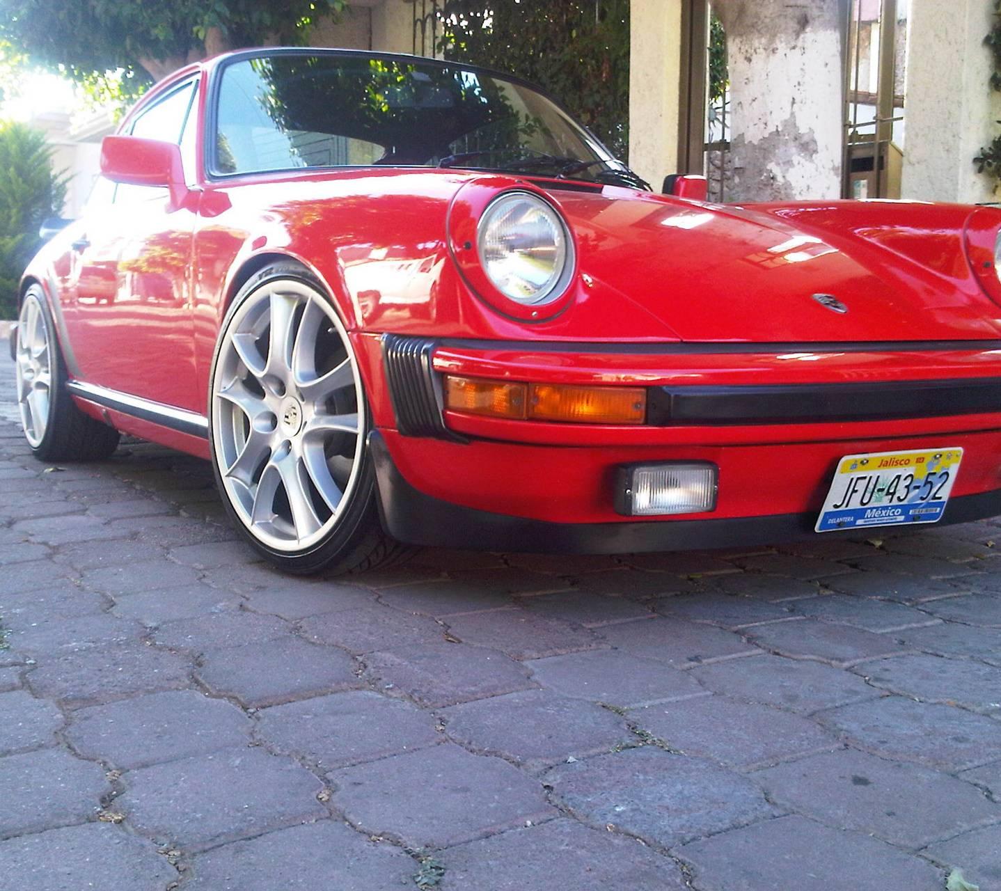 Porsche Mau