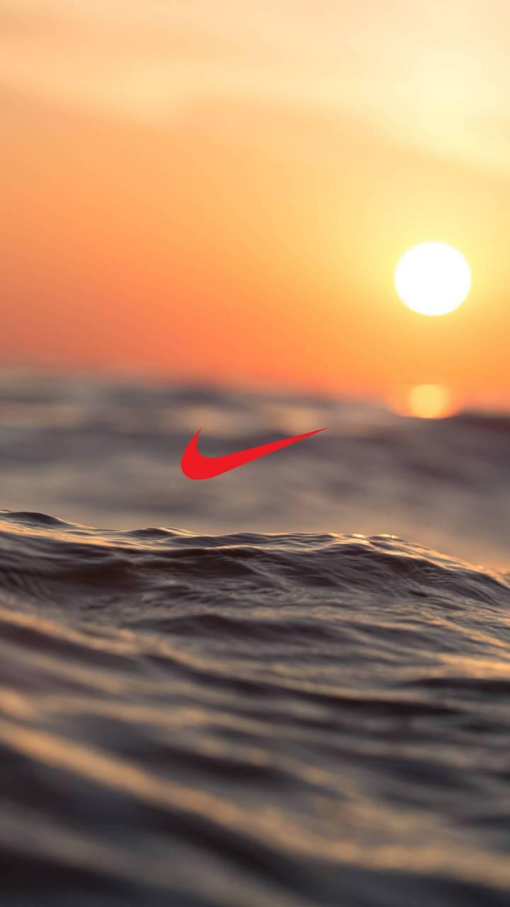 Bañera Año nuevo Fácil de suceder  Nike Ocean wallpaper by Aztr0 - eb - Free on ZEDGE™