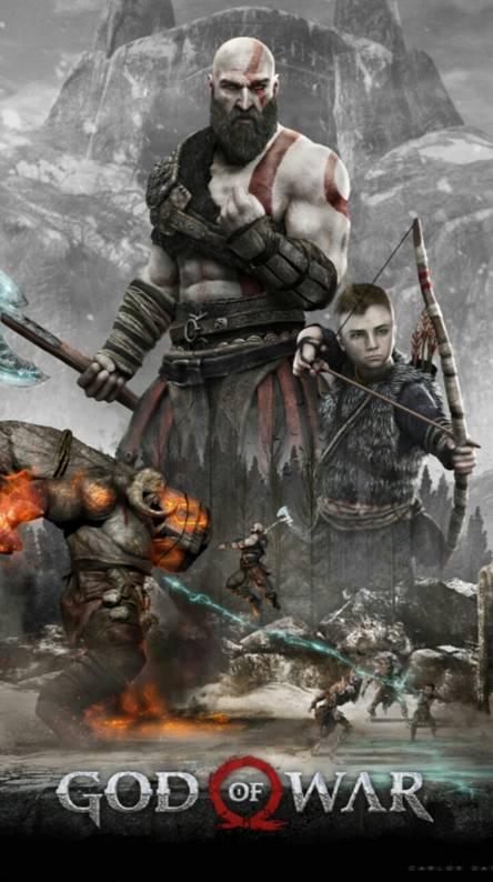god of war 4 theme