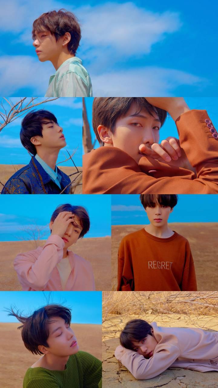 BTS Tear Y Version