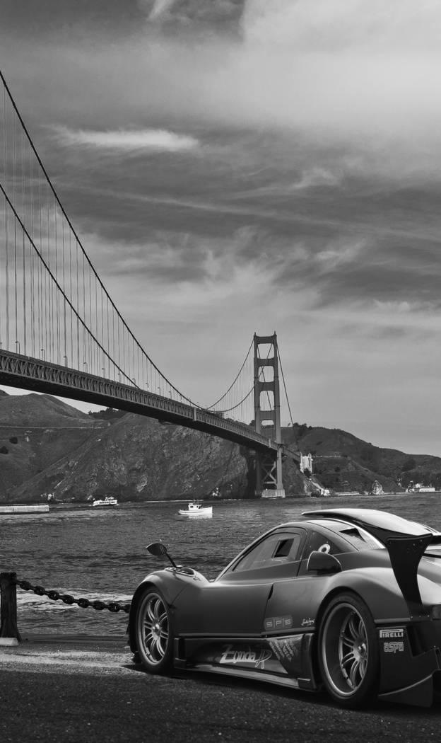 pagani bridge