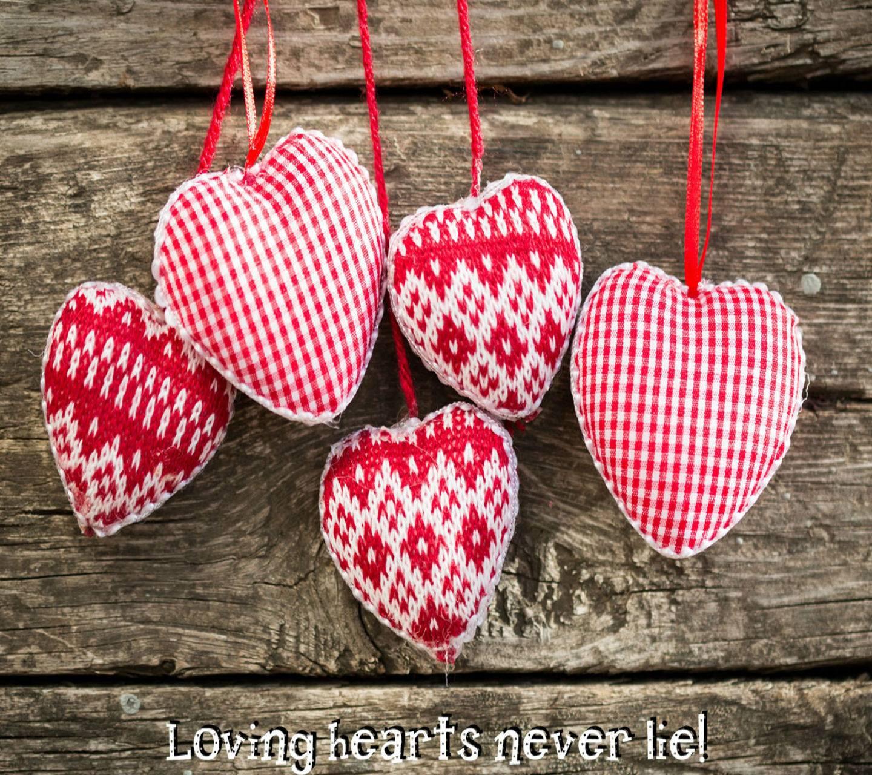 Pink Loving Hearts