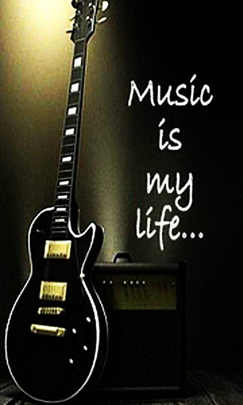 Music Is My Life Wallpaper By Almostfamous 57 Free On Zedge