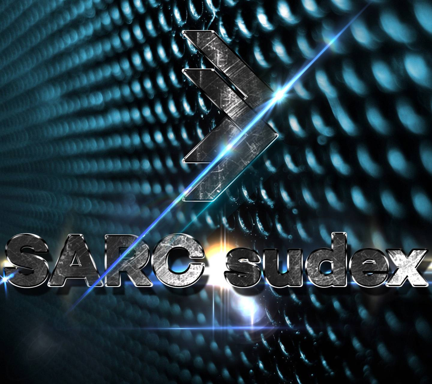 Sarcsudex blue metal