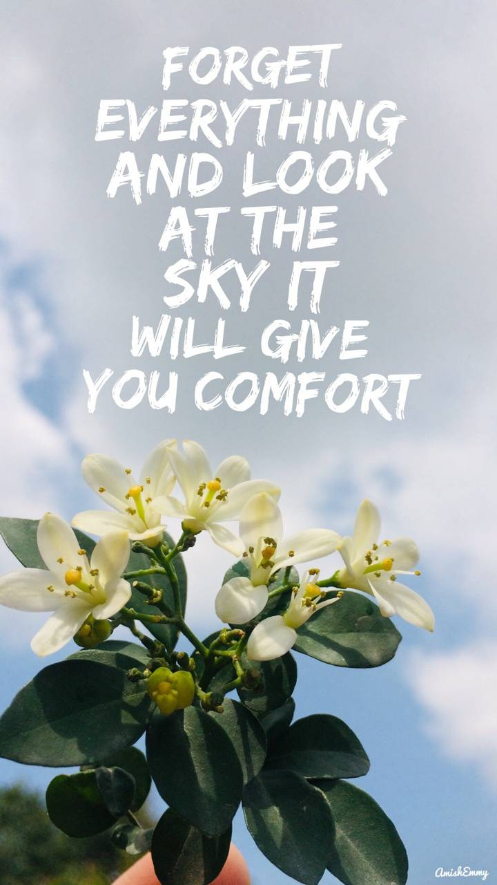 Sky nature quotes
