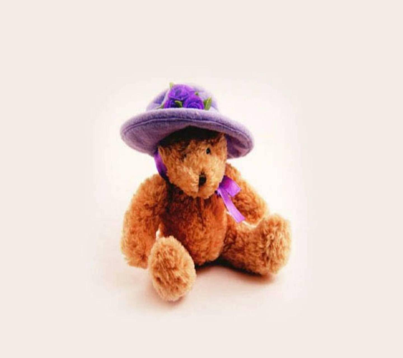 Purple Hat Bear
