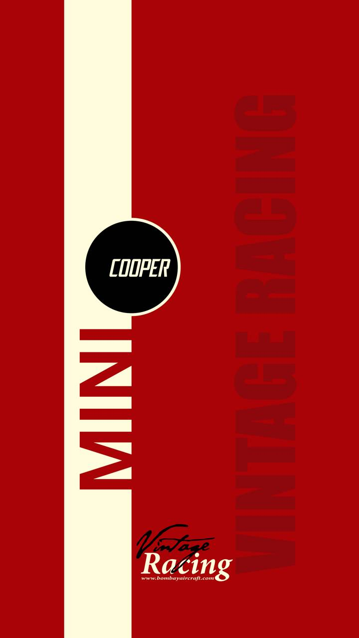 Mini Cooper Red
