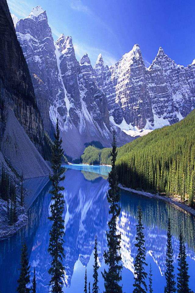 Hd blue nature