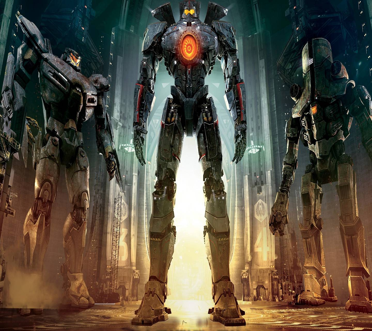 Pacific Rim awesome