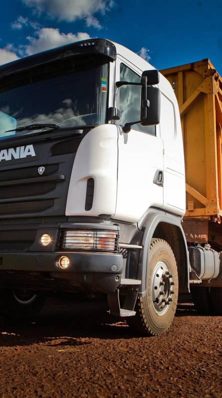 Scania Trucks Wallpapers