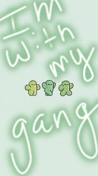Cactus gang