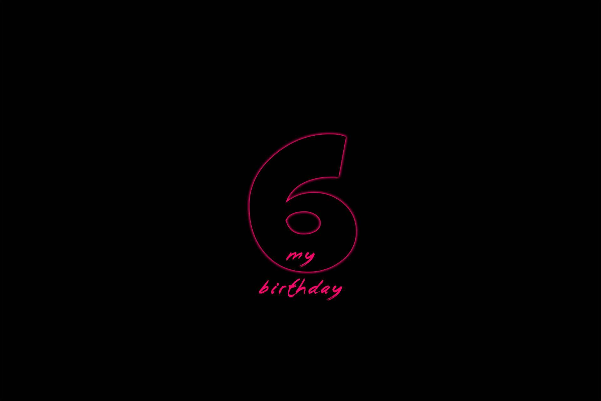 Birthday 6