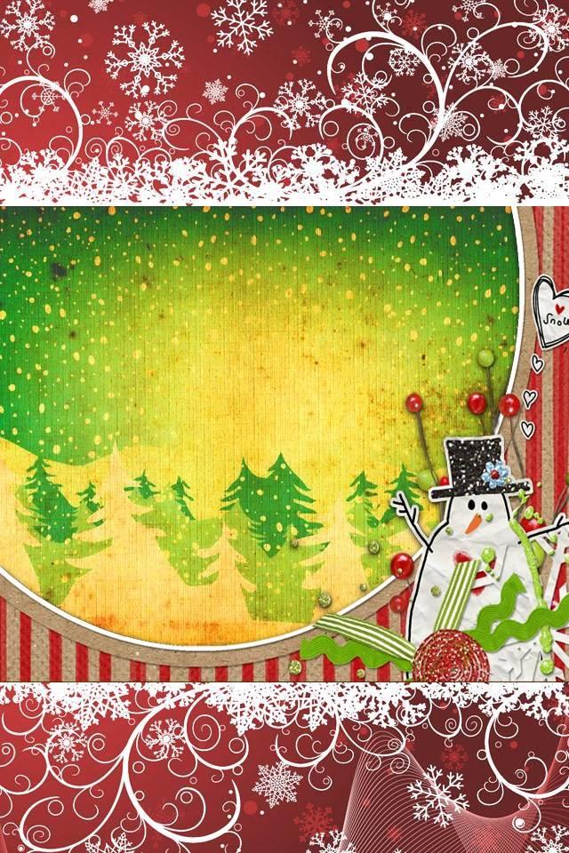 Christmas Lockscreen