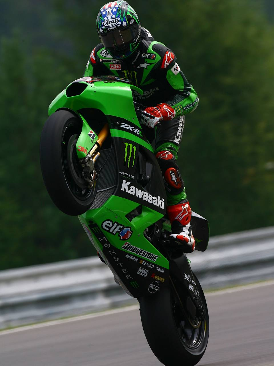 Monster Kawasaki