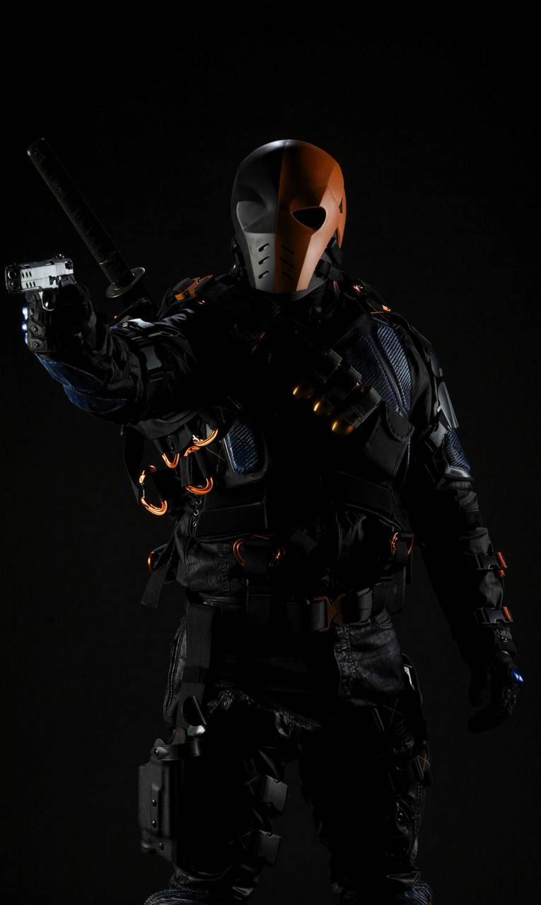 Deathstroke AS2