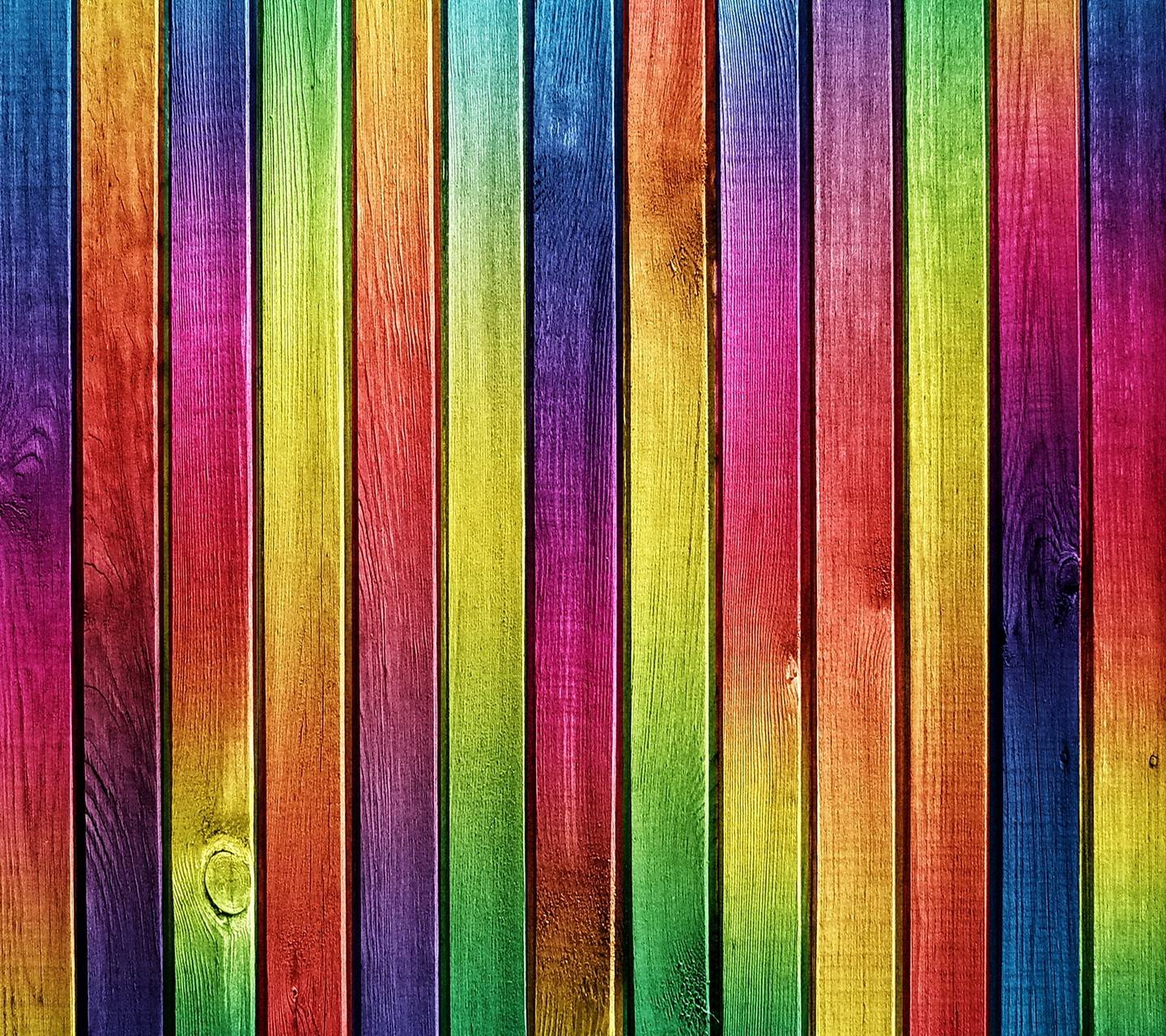 Painted Wood