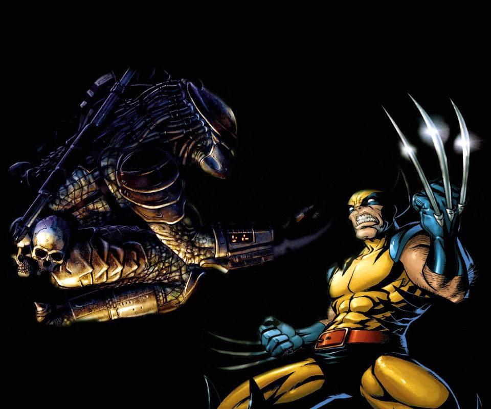 Wolverine V Predator