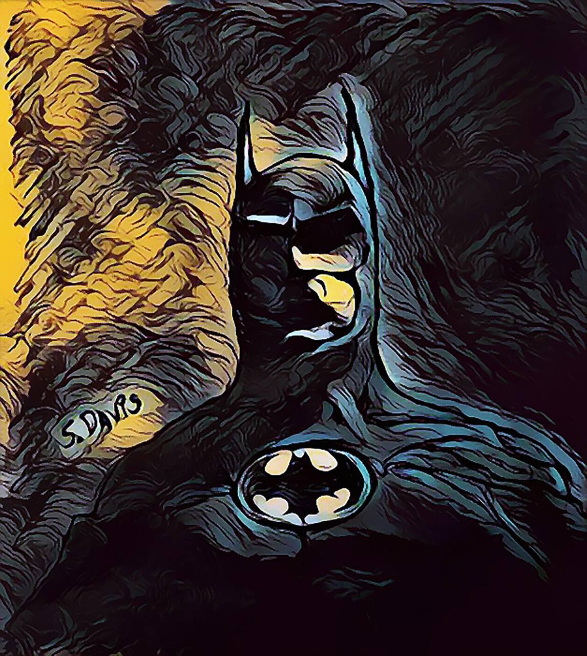 Happy Batman Day 2