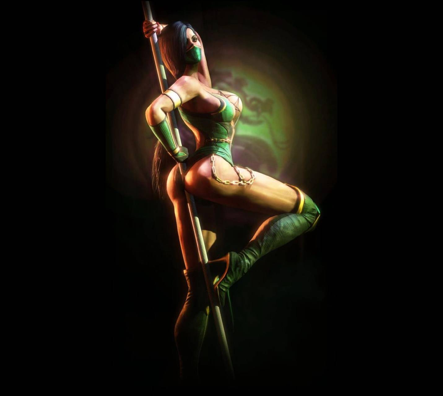 Jade Mortal Kombat Wallpaper By Konig 00 Free On Zedge