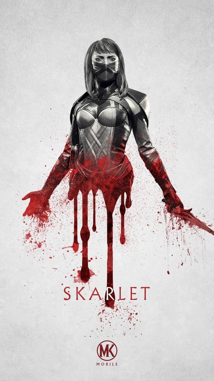 MK11 SKARLET