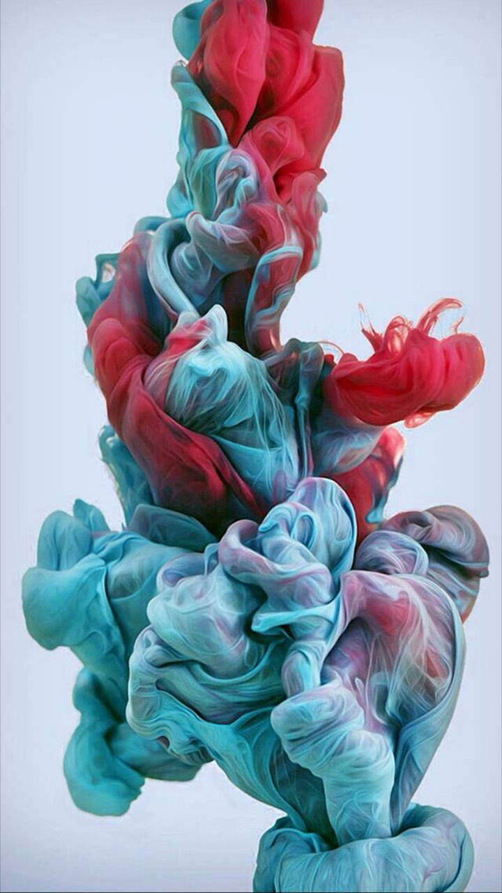 Liquid Smoke Wallpaper By Georgekev