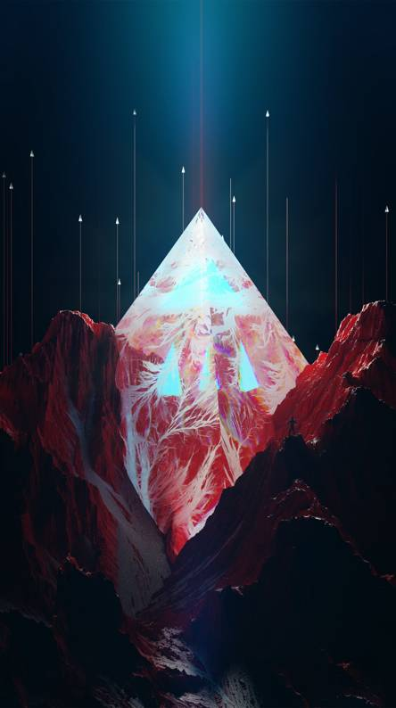 Geometric Mountain