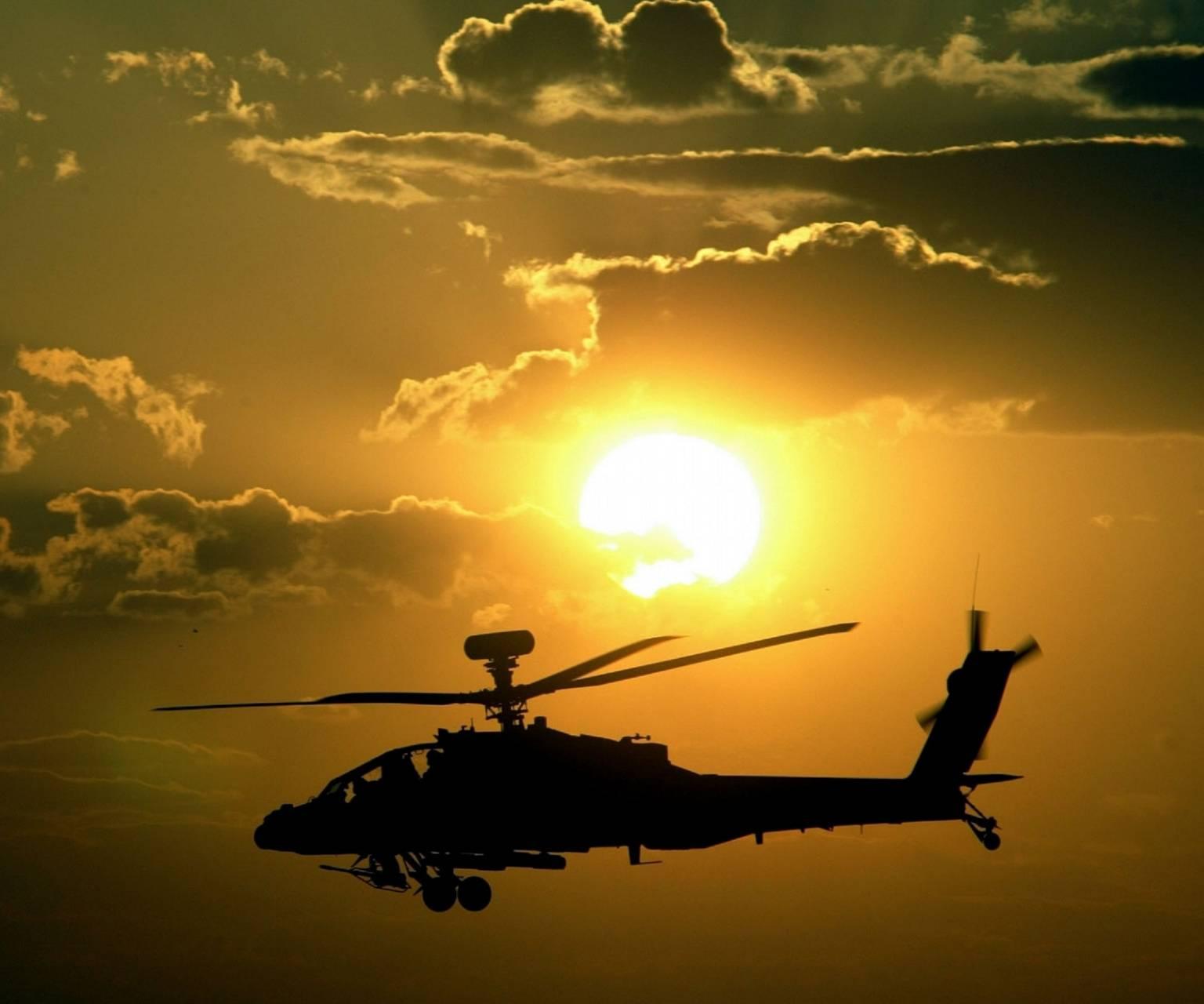 Sunset Apache