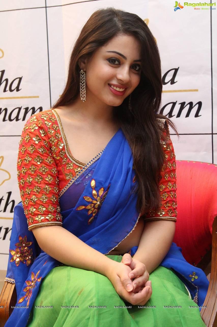 Indian actress saree