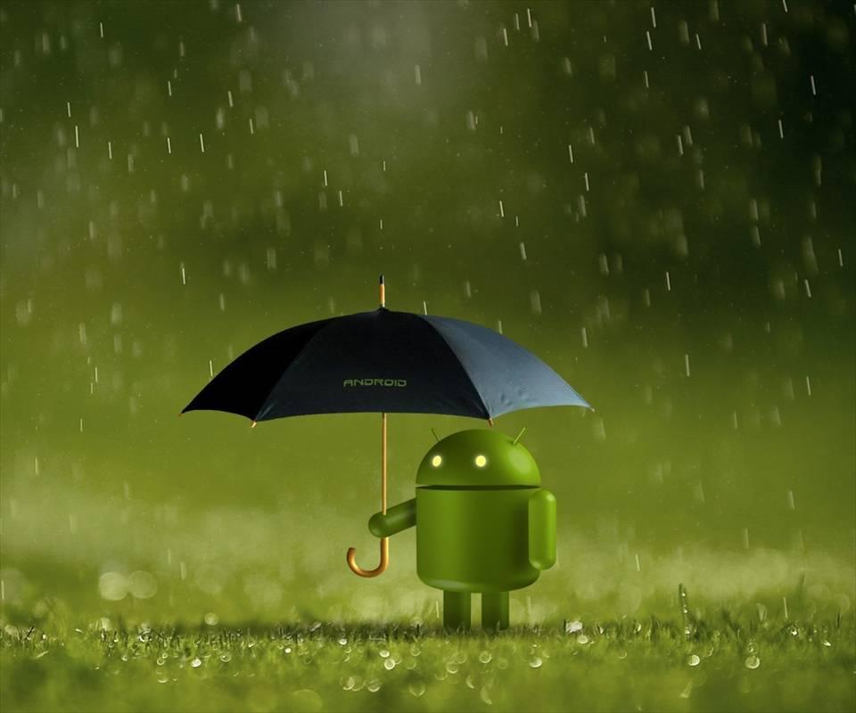 Android Rain
