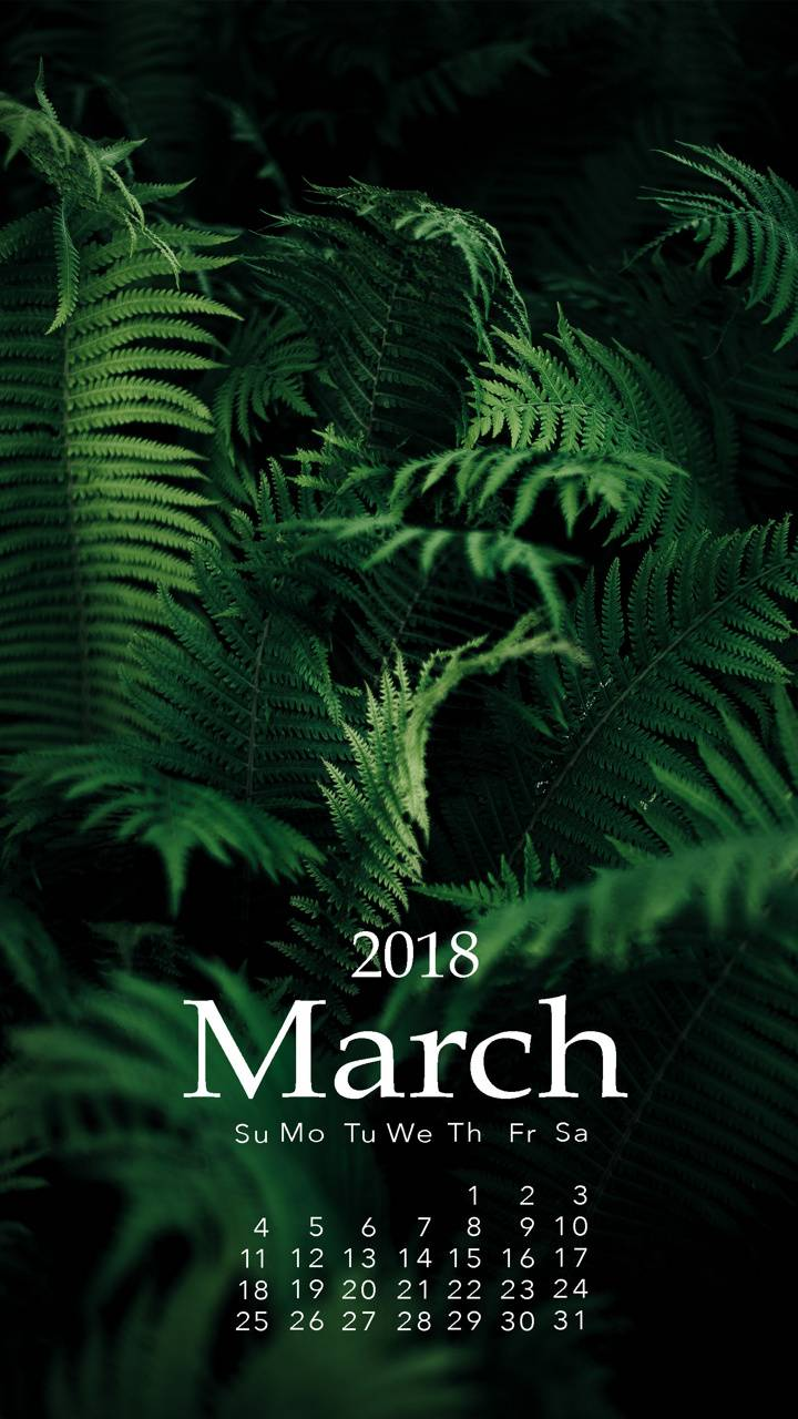 March Plants