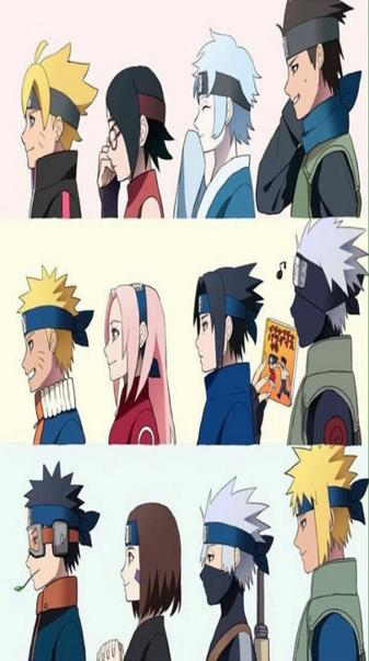 Team 7 over the yrs