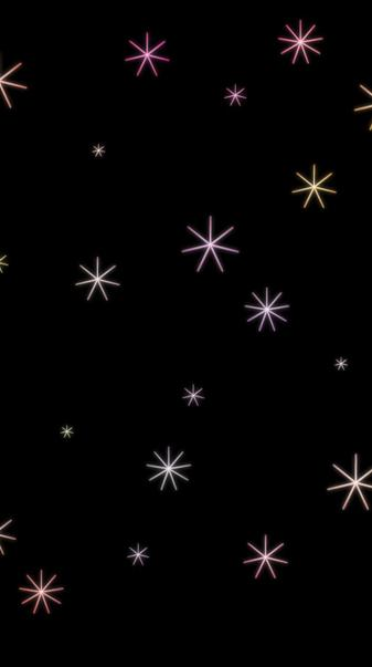 Colorful Starshapes