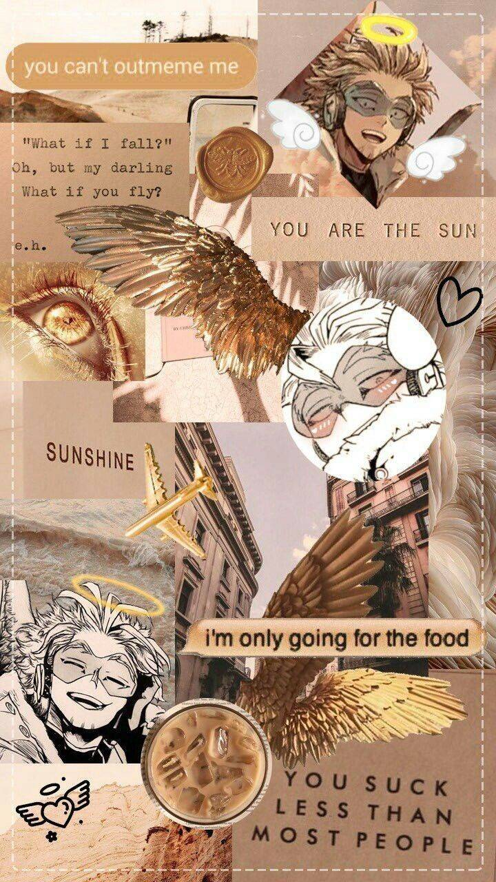 Hawks aesthetic