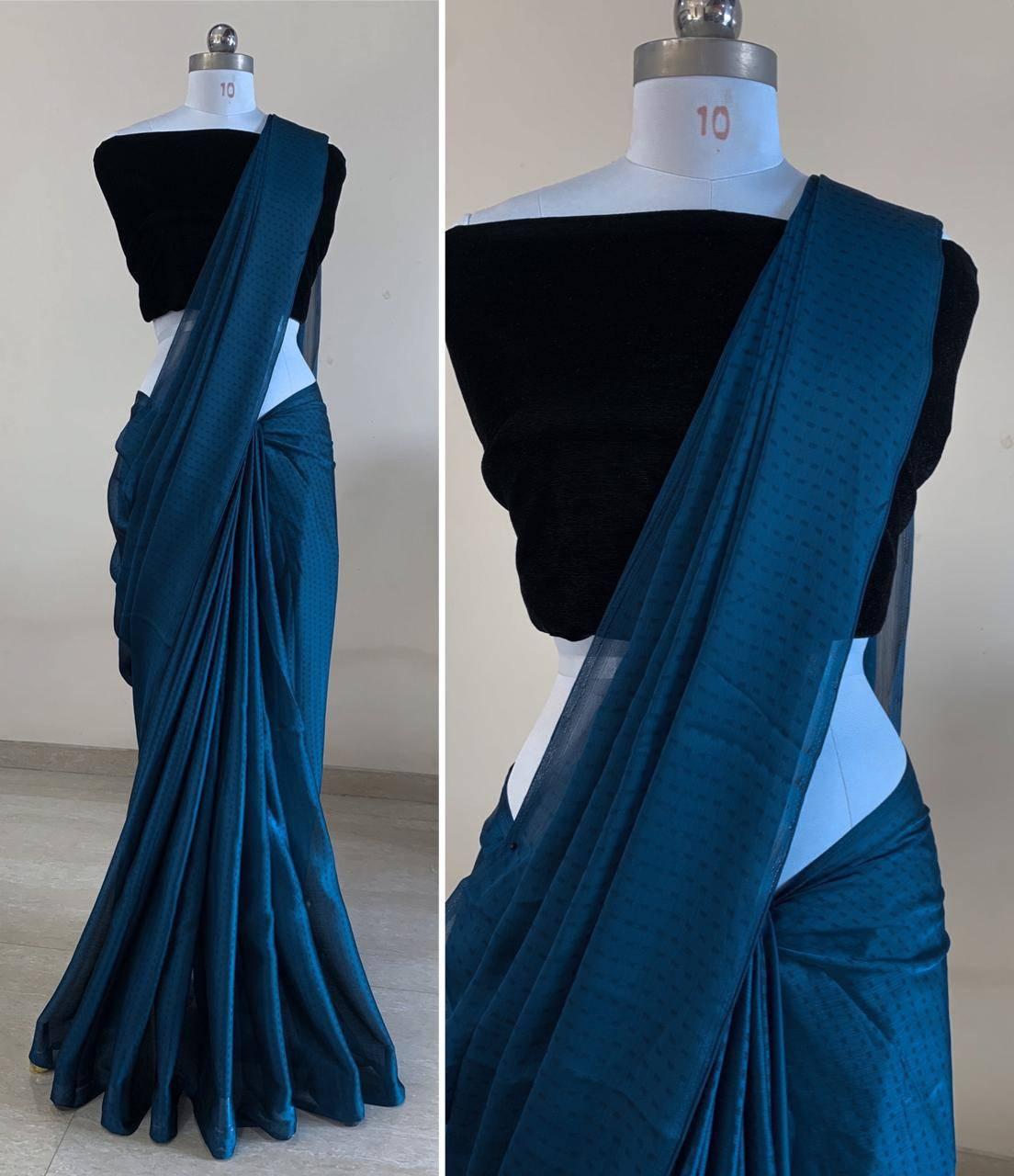 Mannequin saree
