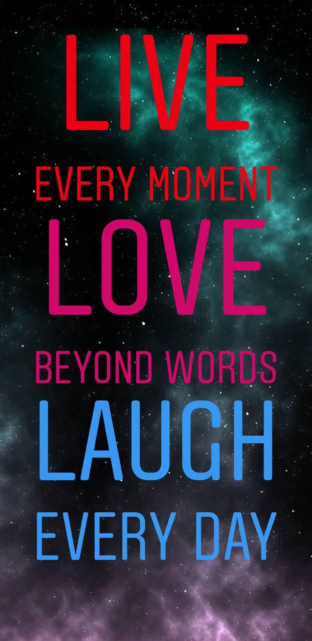 Live Love Laugh Wallpaper By Pereiranicholasb 11 Free On Zedge