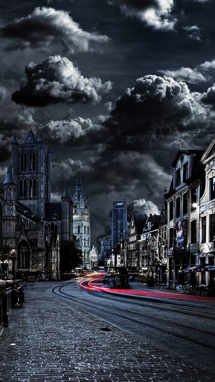 Dark City Wallpaper By Darkcikoo Db Free On Zedge