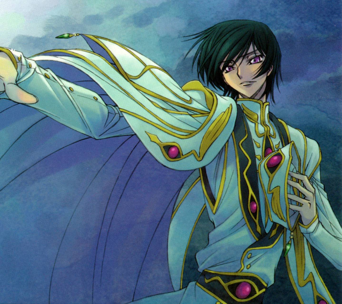 Lelouch Vi Britannia Wallpaper By Edudeluca 64 Free On Zedge