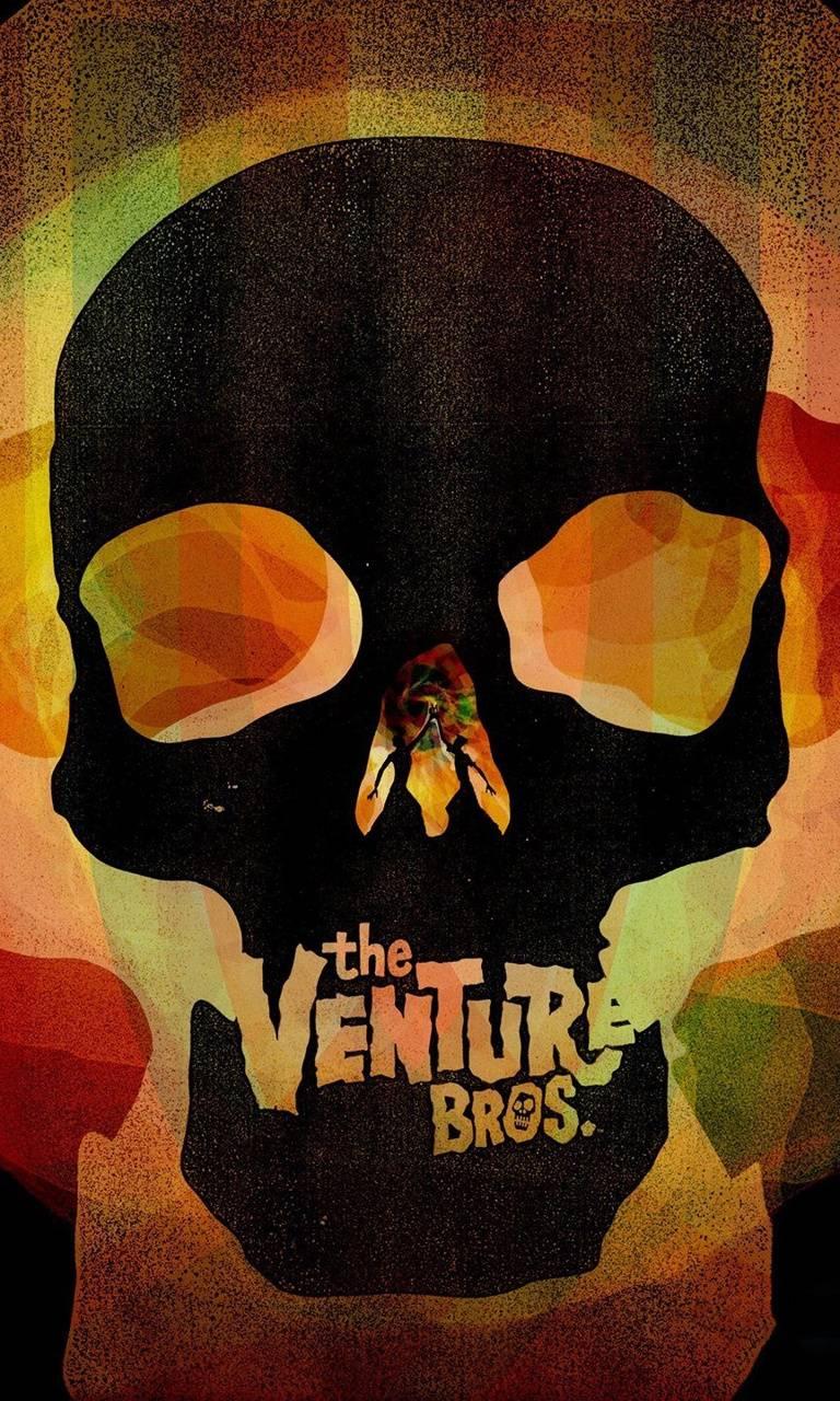 Venture Bro Skull