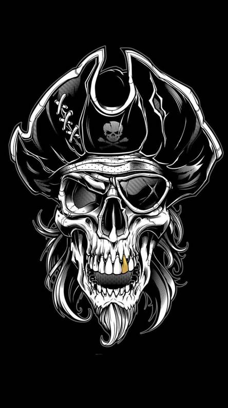 Pirate Skull Wallpapers Free By Zedge