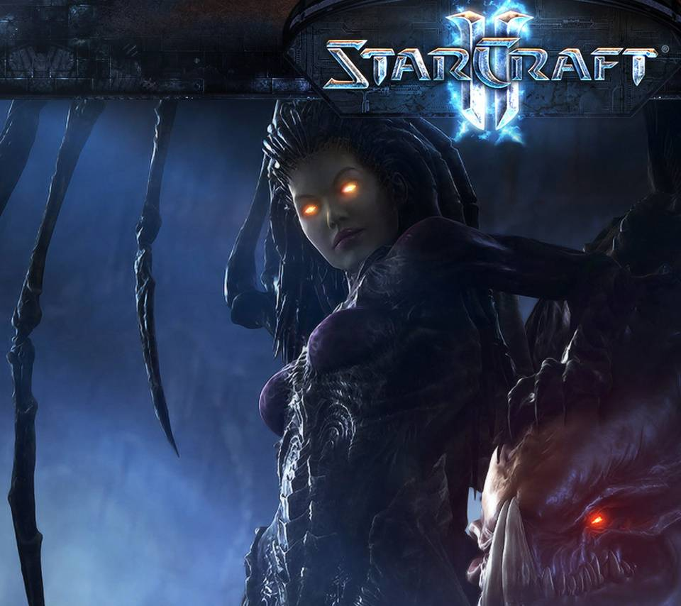 Kerrigan Starcraft 2