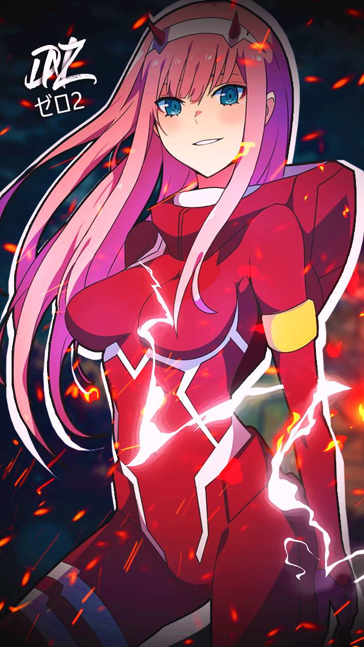 Zero Two Wallpaper By Drknzzdsr 30 Free On Zedge