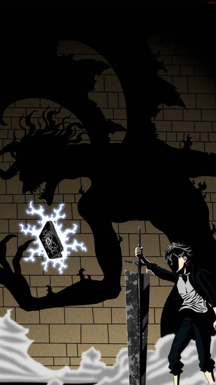 Black Clover Iphone Wallpaper Hd