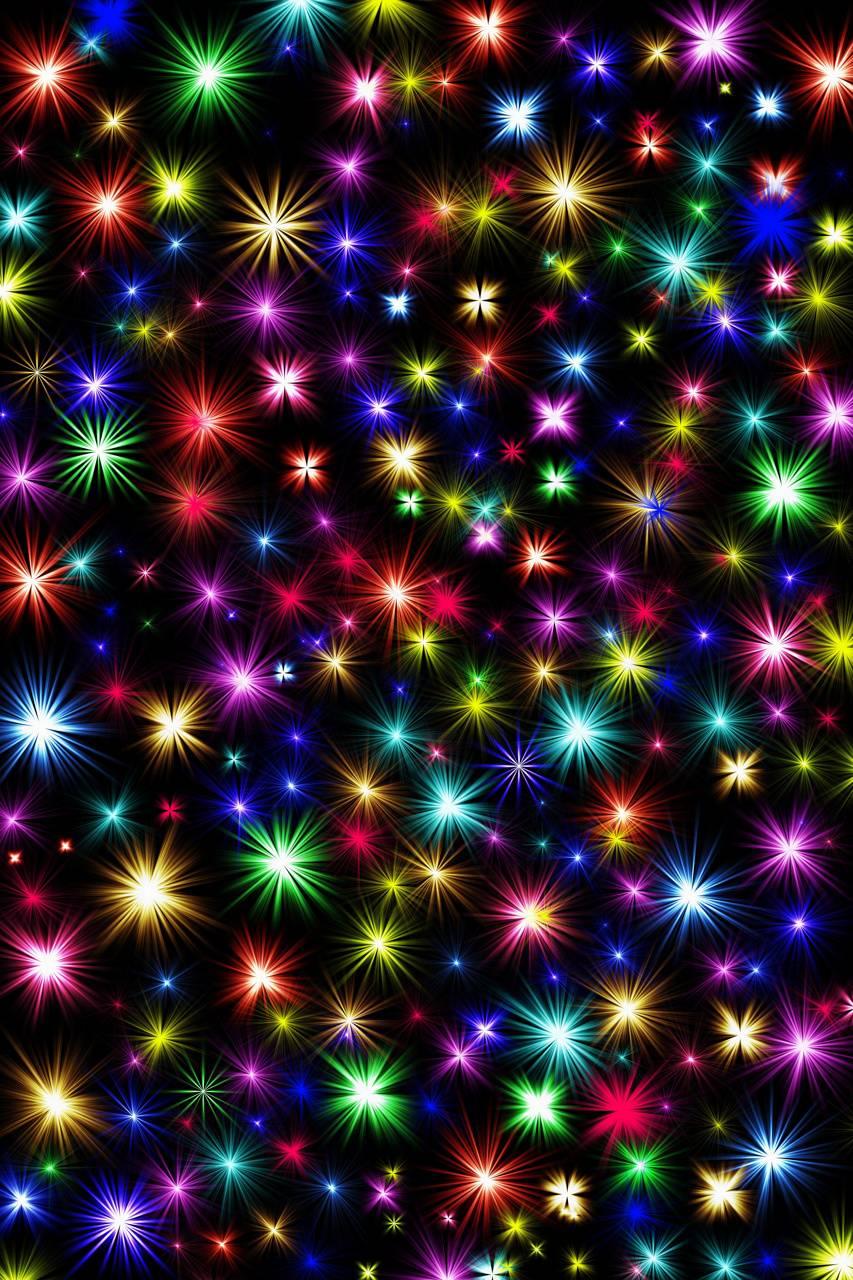 Fireworks Shine