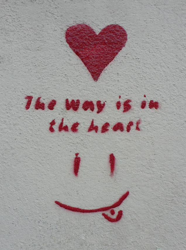 Heart Graffit